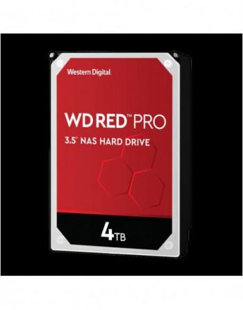 """WESTERN DIGITAL 3.5"""" 4TB 5400RPM SATA3 64MB RED..."""