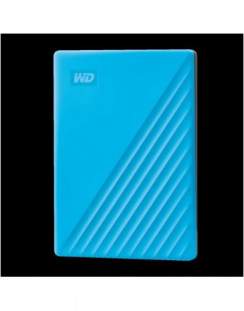 WESTERN DIGITAL 4TB My Passport Usb 3.2 Mavi...