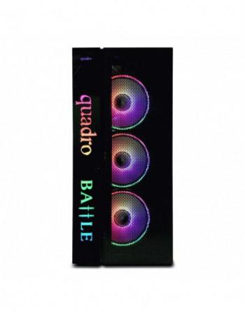 QUADRO BATTLE-IX5-14823 Ci5 10400F 8GB 240GB SSD 4GB...
