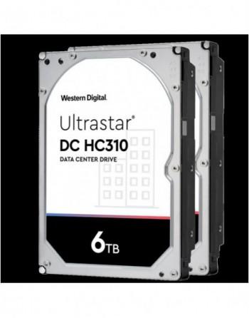 WESTERN DIGITAL 6TB  UltraStar Sata 3.0 7200RPM...