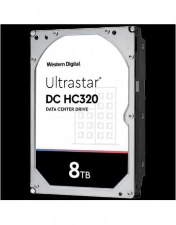 WESTERN DIGITAL 8TB UltraStar Sata 3.0 7200RPM 256MB...