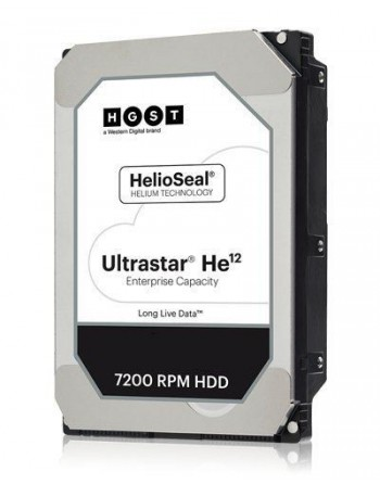 WESTERN DIGITAL 12TB UltraStar Sata 3.0 7200RPM...