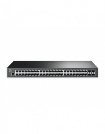 TP-LINK 10/100/1000Mbps 48xPort 4 SFP Smart Switch...