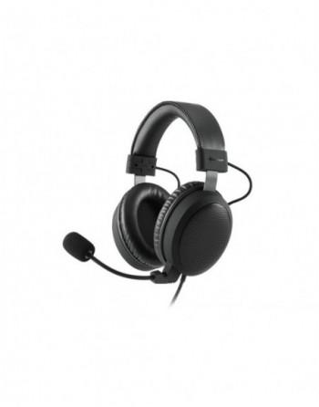 SHARKOON Kablolu Mikrofonlu Kulak Üstü Siyah Gaming...