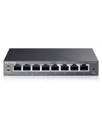 TP-LINK 10/100/1000Mbps 8xPort PoE Destekli Easy...