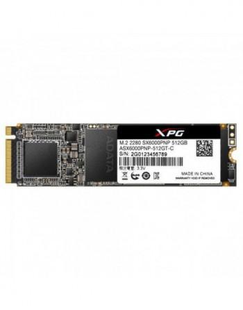 XPG 512GB SX6000PNP PCIE M.2 2100-1500MB/s Flash SSD...