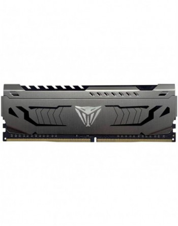 PATRIOT 16GB 3600MHz DDR4 SINGLE VIPER STEEL BLACK...