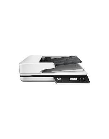 HP ScanJet 4500 Network Flatbed Kapaklı A4 Döküman...