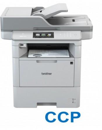 BROTHER Mono Laser MFP Fakslı 50ppm A4 Yazıcı...