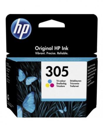 HP No 305 3 Renkli Paket Kartuş 100 Sayfa (3YM60A)