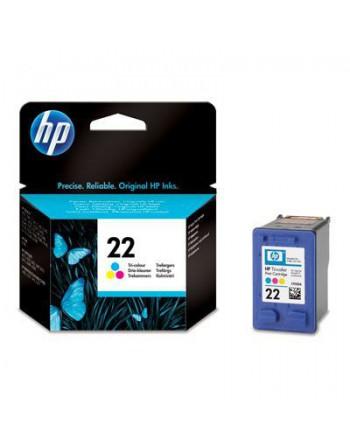 HP No 22 Renkli Kartuş (C9352A)