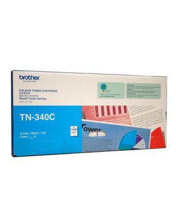BROTHER Mavi 1500 Sayfa Lazer Toner (TN-340C)