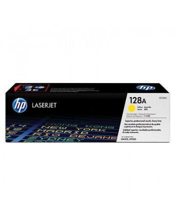 HP No 128A Sarı 1300 Sayfa Lazer Toner (CE322A)
