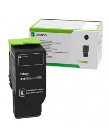 LEXMARK CX410,CX510 Siyah 8000 Sayfa Return Toner...