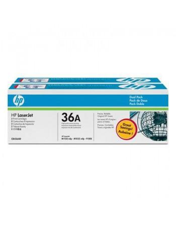 HP No 36A 2'li Paket Siyah 2000 Sayfa Lazer Toner...