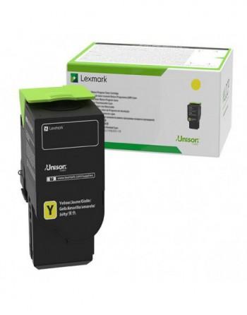 LEXMARK CS510 Sarı 4000 Sayfa Lazer Toner (70C8XYE)