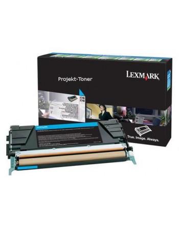 LEXMARK X74X Camgöbeği 7000 Sayfa Lazer Toner...