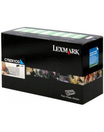 LEXMARK C792 Extra Yüksek Verimli Mavi 20000 Sayfa...