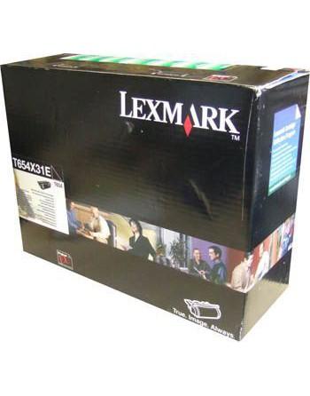 LEXMARK T654 36000 Sayfa Siyah Toner (T654X31E)