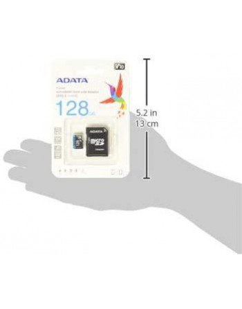ADATA 128GB Premier microSDXC UHS-I / Class 10...