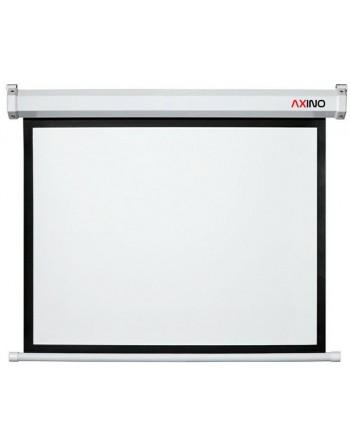 AXINO 180x180 Motorlu Projeksiyon Perdesi (EPS-180)