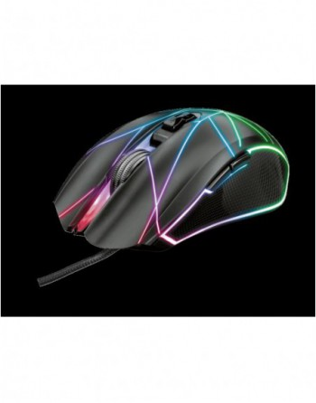 TRUST MOU GXT 160X Ture RGB Oyuncu Mouse (23797)