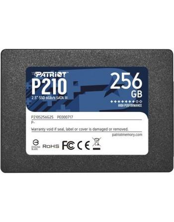 "PATRIOT 256GB P210 Sata 3.0 500-400MB/s 7mm 2.5""..."