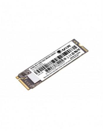 AFOX SSD 256GB M.2 2280 NVME PCI-E  1990-1157MB/S 3D...