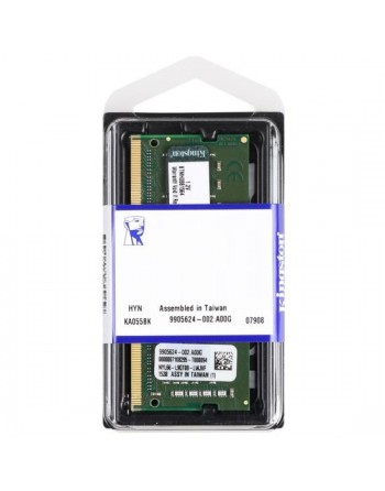 KINGSTON 16GB 2400MHz DDR4 Notebook Ram (KVR24S17D8-16)