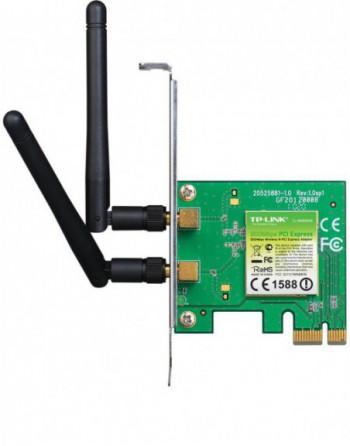 TP-LINK 300Mbps 2 Adt 2Dbi Değiştirilebilir Antenli...
