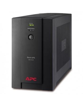 APC BACK-UPS 950VA 230V AVR, Schuko Sockets (BX950U-GR)