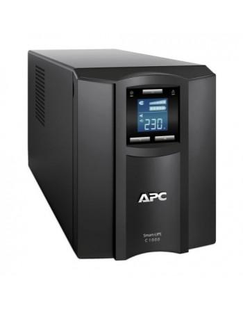 APC APC Smart-UPS C 1000VA LCD 230V with...