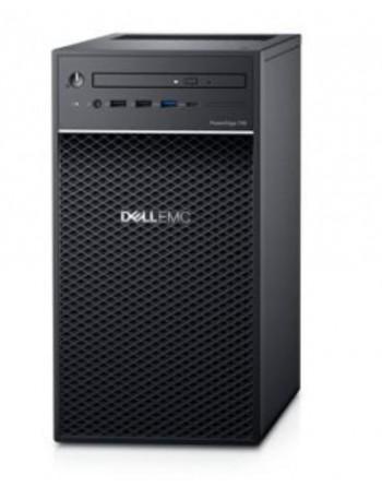 """DELL POWEREDGE T40 E-2224G 3,5GHZ,8GB ECC,1x1TB 3,5""""..."""