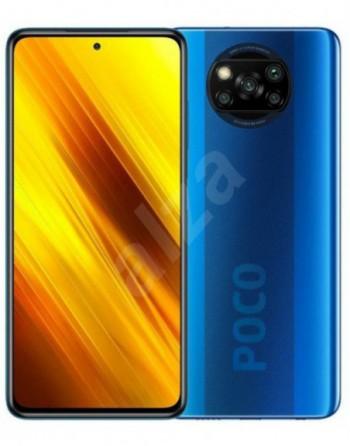 XIAOMI 64MP POCOPHONE X3 6GB/128GB 6.67' MAVİ...