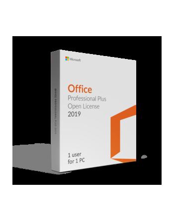 Microsoft Office Professional Plus 2019 SNGL OLP NL...