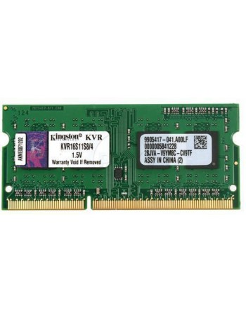 KINGSTON 4GB 1600MHz DDR3 Kutulu Notebook Ram...