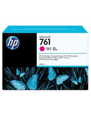 HP No 761 400ml Kırmızı Kartuş (CM993A)