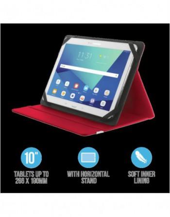 """TRUST KLF PRIMO FOLIO 10"""" Kırmızı Tablet Kılıfı (20316)"""