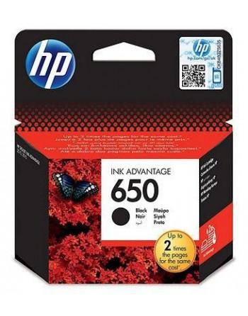 HP No 650 Siyah Kartuş (CZ101A)