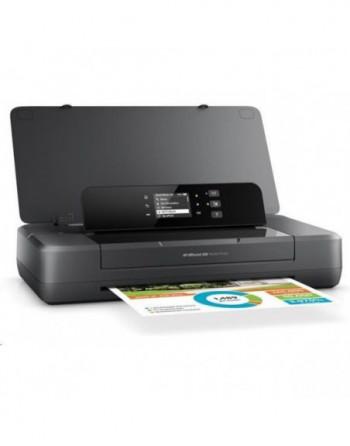 HP OfficeJet 202 Renkli Inkjet Mobil WiFi 10/7ppm A4...