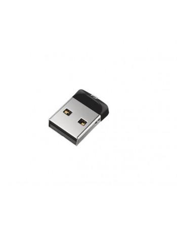 SANDISK 16GB Cruzer FIT USB 2.0 Siyah USB Bellek...