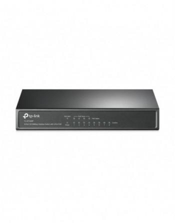 TP-LINK 10/100Mbps 8xPort Tak-Kullan PoE Destekli...