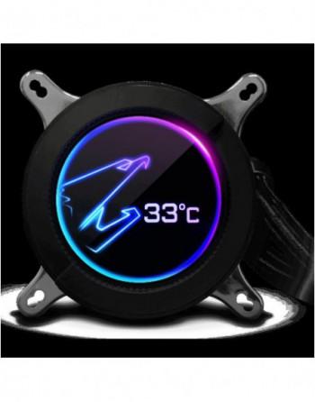 GIGABYTE AORUS LIQUID 240 RGB İşlemci Sıvı Soğutma...