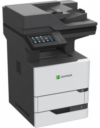 LEXMARK Mono Laser MFP Fakslı 66ppm A4 Yazıcı...