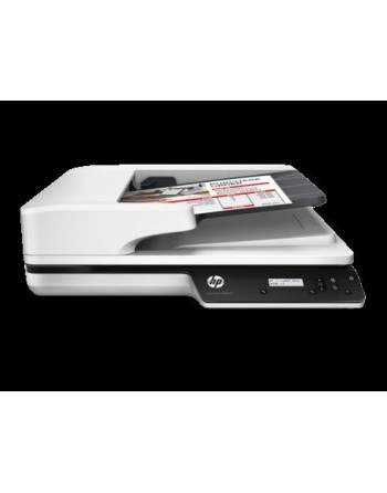 HP ScanJet Pro 3500 F1 Flatbed Kapaklı A4 Döküman...