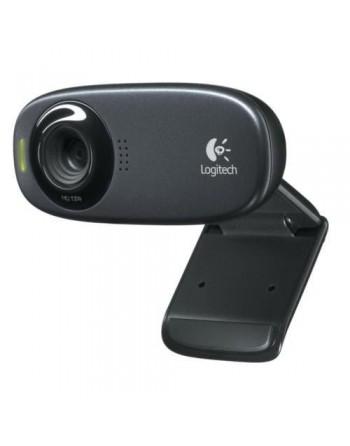 LOGITECH C310 HD 5MP Mikrofonlu Webcam (960-001065)