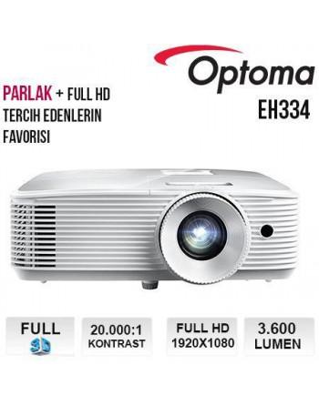 OPTOMA 3600 ANS 1920x1080 VGA,2xHDMI DLP Projeksiyon...