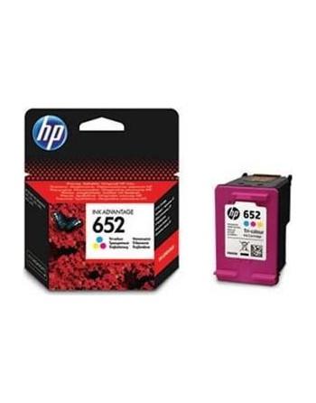 HP No 652 3 Renkli Kartuş (F6V24A)