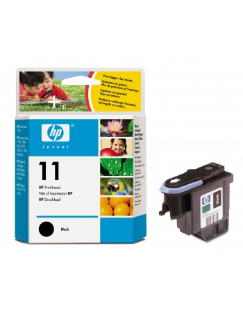 HP No 11 Siyah Baskı Kafası (C4810A)
