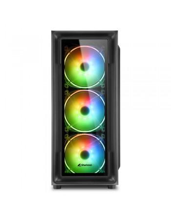 SHARKOON KAS SHARKOON ATX MIDI TOWER RGB (TK4-RGB)